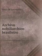 Archivo nobiliarchico brasileiro