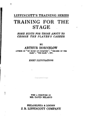 Training for the Stage: Some Hints for Those about to Choose the Player's Career