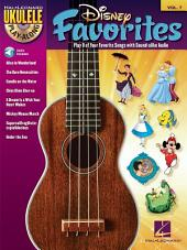 Disney Favorites: Ukulele Play-Along, Volume 7