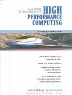Software Optimization for High-performance Computing