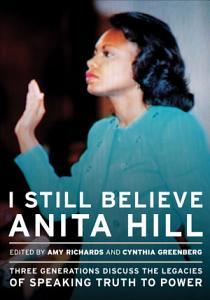 I Still Believe Anita Hill Book