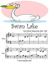 Swan Lake - Beginner Tots Piano Sheet Music