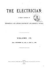 The Electrician: Volume 4