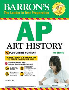 Barron s AP Art History with Online Tests PDF