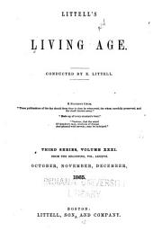 Littell's Living Age: Volume 87