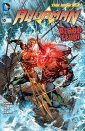 Aquaman (2011- ) #10