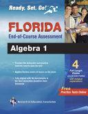 Florida End Of Course Assessment Algebra 1 Book PDF