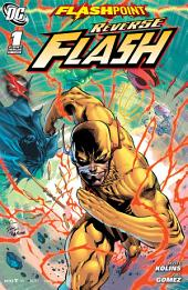 Flashpoint: Reverse-Flash (2011-) #1