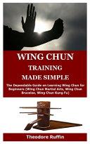 Wing Chun Training Made Simple PDF
