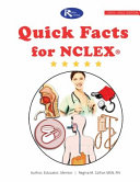 The Remar Review Quick Facts for NCLEX 2019 2022 Book