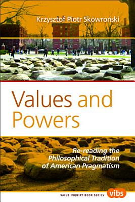 Values and Powers PDF