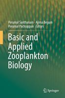 Basic and Applied Zooplankton Biology PDF