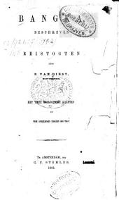 Bangka, beschreven in reistogten
