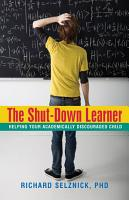 The Shut down Learner PDF