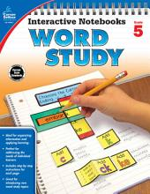 Interactive Notebooks Word Study, Grade 5