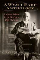 A Wyatt Earp Anthology PDF
