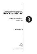 The Rise of Album Rock  1967 1973 PDF