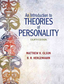 An Introduction to Theories of Personality PDF