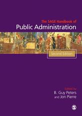 The SAGE Handbook of Public Administration PDF