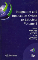 Integration and Innovation Orient to E Society Volume 1 PDF