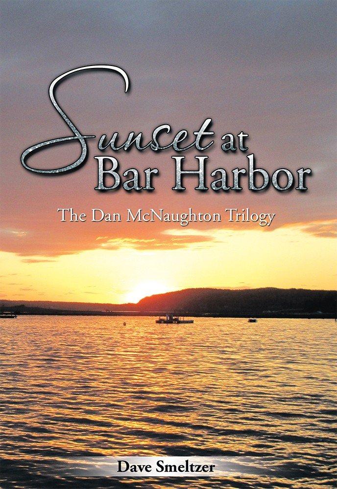 Sunset at Bar Harbor