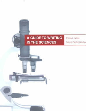 A Guide to Writing in the Sciences PDF