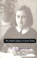The Stolen Legacy Of Anne Frank Book PDF