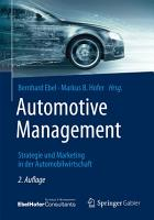Automotive Management PDF
