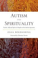 Autism and Spirituality PDF