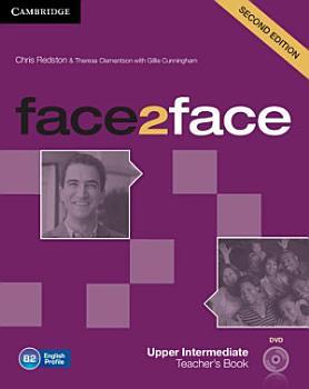 Face2face Upper Intermediate Teacher s Book with DVD PDF