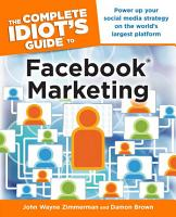 The Complete Idiot s Guide to Facebook Marketing PDF