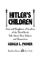 Hitler s Children PDF