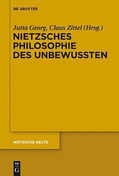 Nietzsches Philosophie des Unbewussten PDF