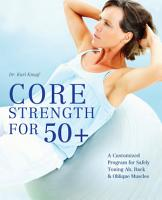Core Strength for 50  PDF