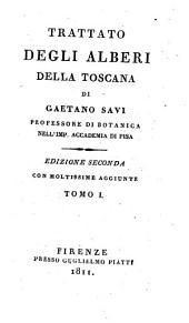 Appendice al Trattato degli alberi della Toscana