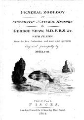 General Zoology: Or Systematic Natural History, Volume 5, Part 1