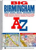 Big Birmingham A-Z Street Atlas