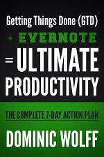 Getting Things Done (GTD) + Evernote = Ultimate Productivity.