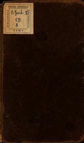 Les *saintes Ecritures de l'ancien testament d'après la version revue par J.F. Ostervald: Kerek 1. - Nidfas me-ḥadash