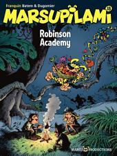 Marsupilami – tome 18 - Robinson Academy