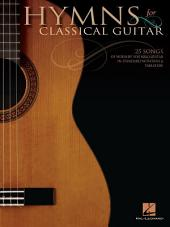 Hymns for Classical Guitar (Songbook)