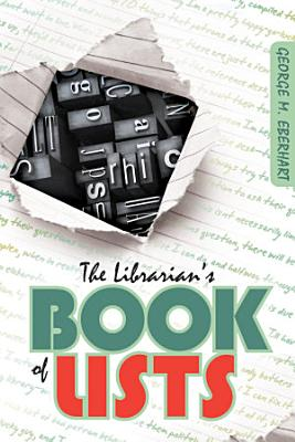 The Librarian s Book of Lists