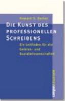 Die Kunst des professionellen Schreibens PDF
