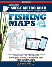 Minnesota - West Metro Area Fishing Map Guide