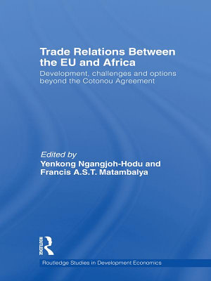 Trade Relations Between the EU and Africa PDF