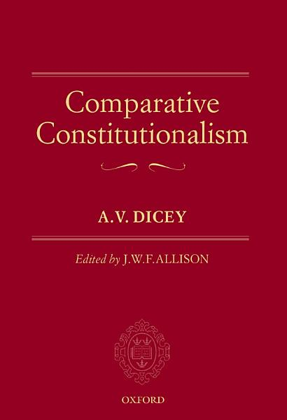 Download The Law of the Constitution Book