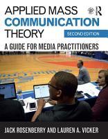 Applied Mass Communication Theory PDF