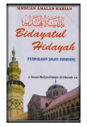 Bidayatul Hidayah: Permulaan Jalan Hidayah