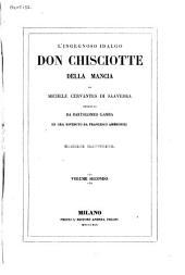L'ingenoso idalgo Don Chisciotte della Mancia: Volume 2