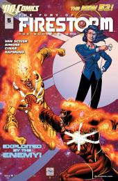 The Fury of Firestorm: The Nuclear Men (2011-) #5